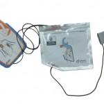 defibrilator eğitim cihazı pedler